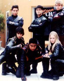 Storm Rangers 6