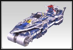 BattleFleet Battleship Formation