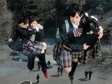 Shinobi 8: The Nekomata Who Leapt Through Time!