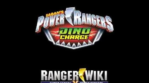 Power Ranger Dino Charge (instrumental)