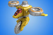 Yellow Dial Fighter (Attack Mode)