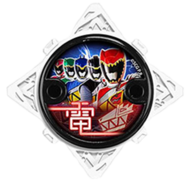 Dino Charge Ninja Power Star