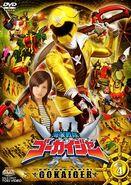 Gokaiger DVD Vol 4