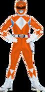 Orange Mighty Morphin Ranger