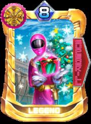 OhPink Card in Super Sentai Legend Wars