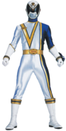 White Space Patrol Delta Ranger