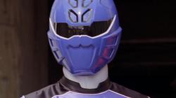 GekiBlue & Blue Jungle Fury Ranger
