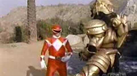 Power Rangers - Jason tribute