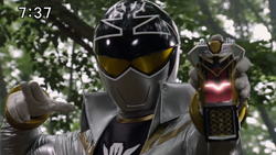 Super Megaforce Silver