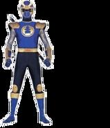 Blue Navy Thunder Ranger