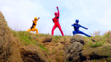 Jungle Fury in Super Megaforce