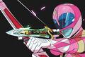 MMPR - Armored Pink Ranger