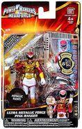 Ultra Metallic Force Pink Ranger