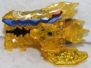 Gold RyuSoul (Clear Glitter ver.)