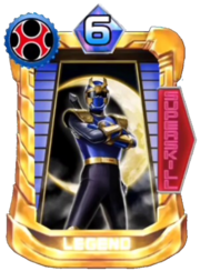 KuwagaRaiger Card in Super Sentai Legend Wars