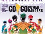 Go Go Power Rangers Issue 21