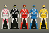 Jetman Ranger Keys