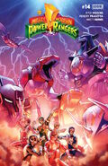MMPR (Boom!) Issue 14