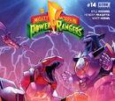 Mighty Morphin Power Rangers (Boom! Studios) Issue 14