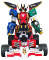 Legendary RPM Megazord
