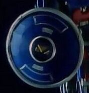 Astro Megazord Shield