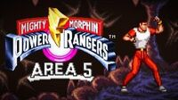 Mighty Morphin Power Rangers (SNES) - Area 5