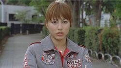 Miu Sutou - Go-On Silver