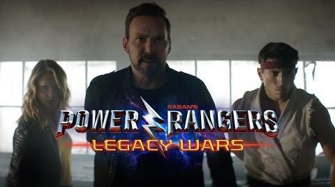 Power Rangers Legacy Wars Street Fighter Showdown – Official Teaser