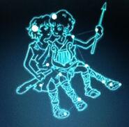 Kyuranger's Gemini Constellation