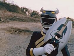 Black Wild Force Ranger Danny Delgado