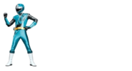 Cyan Ninja Steel Ranger
