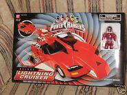 Deluxe Lightning Cruiser