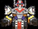 Ginga Gattai Mega Voyager