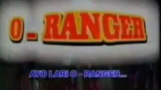 O ranger