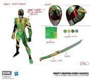 Green Solar Ranger concept