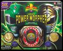 MMPR SDCC Gold Morpher
