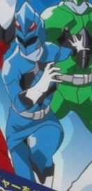 Gekkouger Blue