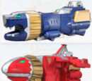 Gosei Grand Megazord