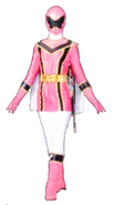 Pink Mystic Force Ranger