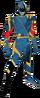 Blue Solar Ranger