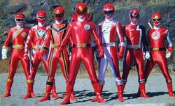 Red Spirits