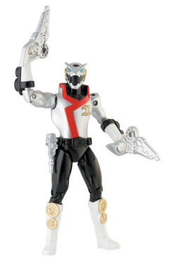 T-Rex Ranger toy