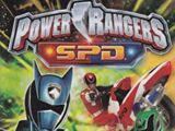 Power Rangers S.P.D.: Wired