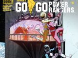Go Go Power Rangers Issue 6