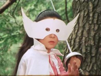 Ep  29: Pretty Swordsman, White Rose Mask | RangerWiki | FANDOM