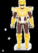Yellow Miniforce X Ranger Figure