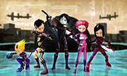 Code Lyoko Evoloution