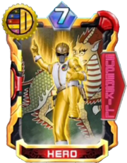 Kirinranger Card in Super Sentai Legend Wars