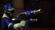 Turbo weapons blue