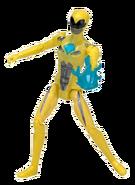Yellow Zordon Morphin Ranger Figure